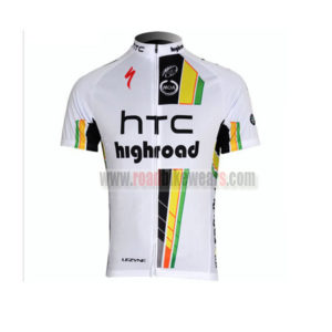 2012 Team HTC highroad Pro Cycling Jersey
