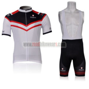 2012 Team Nalini Racing Outfit Bicycle Jersey and Padded Bib Shorts Roupas  Bicicleta Black Red White 7b9584ec4