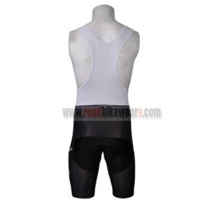 2012 Team Pearl Izumi Cycle Bib Shorts Black Yellow