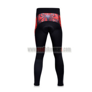 2012 Team Spiderman Riding Long Pants Red Black