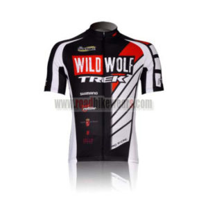 2e15dc8ea 2012 Team WILDWOLF TREK Cycle Apparel Riding Jersey Top Shirt Maillot  Cycliste