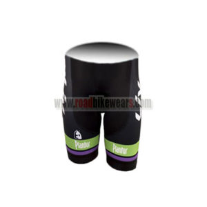 2015 Team Liv Plantur Ladies' Riding Shorts Black Green