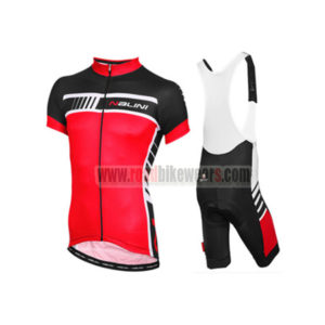 2015 Team NALINI Riding Clothing Cycle Jersey and Padded Bib Shorts Roupas  Bicicleta Red Black c1f059f82