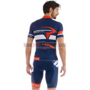 2015 Team PINARELLO Riding Kit Blue