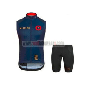 2015 WIGGINS Cycling Sleeveless Vest Kit