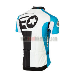2016 Team ASSOS Riding Jersey Blue