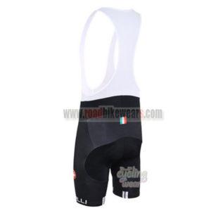 2016 Team Castelli Riding Bib Shorts