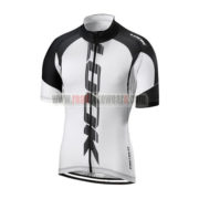 2016 Team LOOK Cycling Jersey White Black