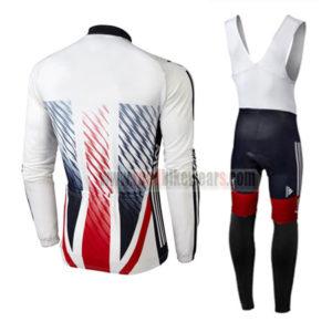 2016 Team SKY British Riding Long Bib Suit