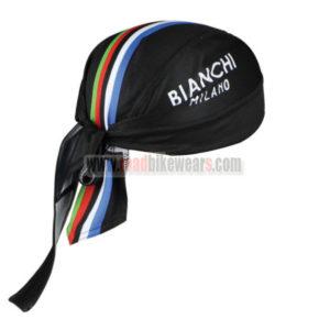 2016 Team BIANCHI MILANO Cycling Bandana Head Scarf Black