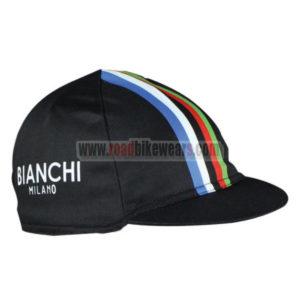 2016 Team BIANCHI MILANO Riding Cap Hat Black