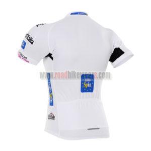 2016 Team LaGazzettadello Sport Tour de Italia Bicycle Jersey White