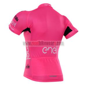 2016 Team LaGazzettadello Sport enel Tour de Italia Biking Jersey Pink