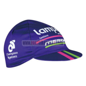 2016 Team Lampre MERIDA Cycling Cap Hat Purple