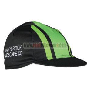 2016 Team SCOTT Cycling Cap Hat Black Green