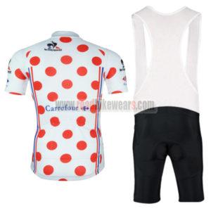 2016 Tour de France Riding Kit Polka Dot