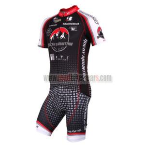 2012 Team ROCKY MOUNTAIN Summer Winter Biking Wear Riding Jersey and Padded  Shorts Pants Roupas Bicicleta Black 5b5165969