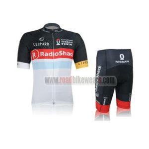 2012 Team RadioShack Summer Winter Biking Wear Riding Jersey and Padded  Shorts Pants Roupas Bicicleta 6db76b406