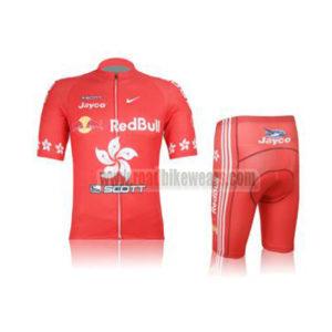 2012 Team RedBull SCOTT Jayco Summer Winter Biking Wear Riding Jersey and  Padded Shorts Pants Roupas Bicicleta Red 934bccbf2