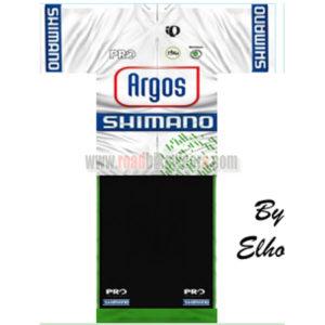 2013 Team Argos SHIMANO Summer Winter Biking Wear Riding Jersey and Padded  Shorts Pants Roupas Bicicleta  2e9329757