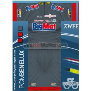 ad65235d9 2013 Team BigMat LOOK Summer Winter Biking Wear Riding Jersey and Padded  Shorts Pants Roupas Bicicleta