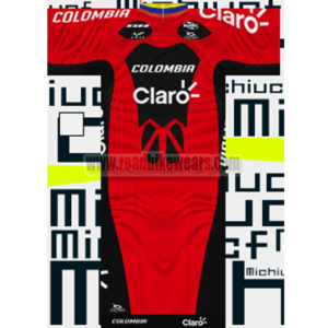 0b3b52792af 2013 Team COLOMBIA Claro Summer Winter Biking Wear Riding Jersey and Padded  Shorts/Pants Roupas Bicicleta Red Black