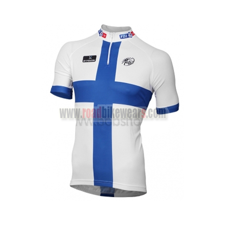 2013 Team FDJ Finland Road Bike Clothing Winter Summer Riding Jersey ... 1fcf8fda6