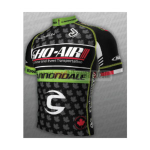 2bc165b8a 2013 Team SHO-AIR Cannondale Road Bike Clothing Winter Summer Riding Jersey  Top Shirt Maillot Grey Black Green