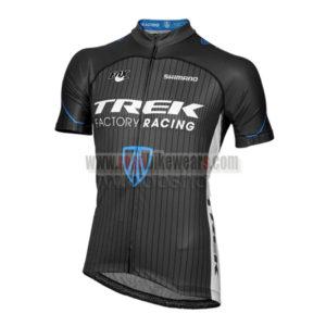 2013 Team TREK FACTORY RACING Bike Clothing Winter Summer Riding Jersey Top  Shirt Maillot Black 9f6cbf0fb