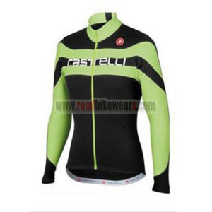 2014-team-castelli-cycling-jersey-maillot-shirt-black-green