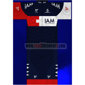 c0eb23c32 2014 Team IAM SCOTT Summer Winter Biking Outfit Cycle Jersey Maillot and Padded  Shorts Pants Roupas Bicicleta Black White Red