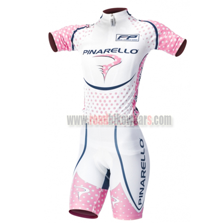44d2b6bed 2014 Team PINARELLO Women s Summer Winter Biking Outfit Cycle Jersey ...
