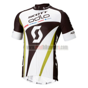 2014-team-scott-odlo-cycling-jersey-maillot-shirt