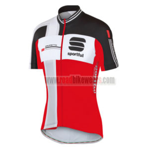 2014-team-sportful-cycling-jersey-maillot-tops-shirt-black-red