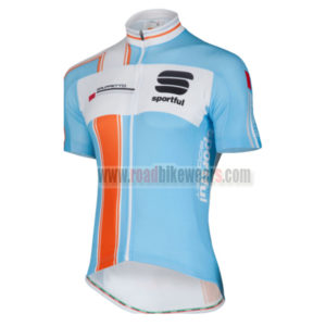 2014-team-sportful-cycling-jersey-maillot-tops-shirt-blue-orange