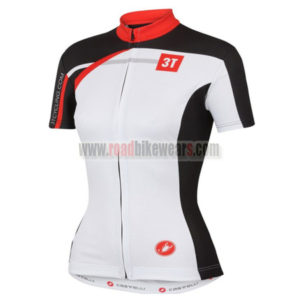 2015 Team 3T Castelli Cycle Wear Winter Summer Riding Jersey Top Shirt  Maillot White Black Red bab7dac16