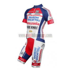 047d73d13 2015 Team ANDRONI Venezuela Summer Winter Biking Outfit Cycle Jersey Maillot  and Padded Shorts Pants Roupas Bicicleta