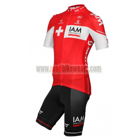 83a8dbaaa 2015 Team IAM Summer Winter Biking Outfit Cycle Jersey Maillot and ...