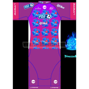 d91eecb1f 2016 Team FDJ Summer Winter Riding Clothing Cycle Jersey Maillot and Padded  Shorts Pants Roupas Bicicleta Purple