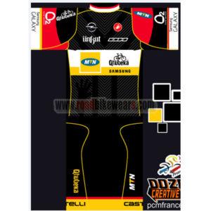 9e78b875d 2016 Team MTN Castelli Qhubeka Summer Winter Riding Clothing Cycle Jersey  Maillot and Padded Shorts Pants Roupas Bicicleta Black