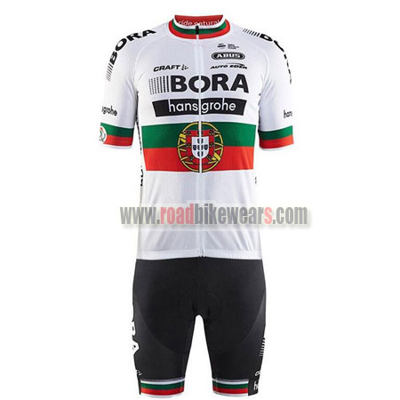 2017 Team BORA hansgrohe Portugal Riding Uniform Cycle Jersey and ... 0ab33a745