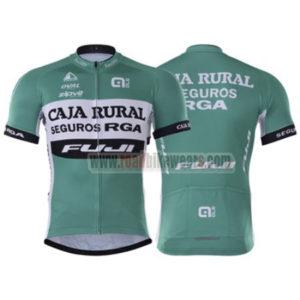 2017 Team CAJA RURAL FUJI Riding Jersey Maillot Shirt