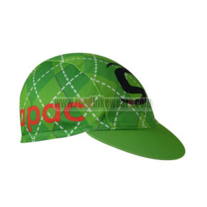 2017 Team Cannondale drapac Riding Cap Hat Green Red