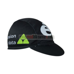2017 Team Dimension data Riding Cap Hat Black Green