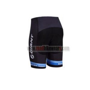 2017 Team GIANT Bike Shorts Bottoms Black Blue