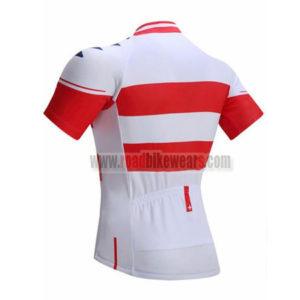 2017 Team IAM Austria Biking Jersey Maillot Shirt White Red