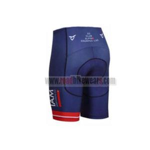 2017 Team IAM Austria Cycle Shorts Bottoms Blue