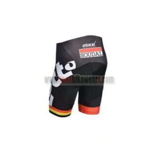 2017 Team LOTTO BELISOL Riding Shorts Bottoms