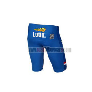 2017 Team LOTTO JUMBO Netherlands Biking Shorts Bottoms Blue