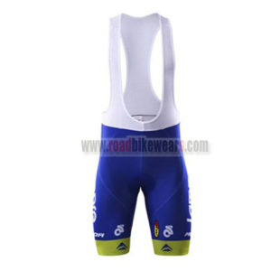 2017 Team Lampre MERIDA Cycle Bib Shorts Bottoms Blue